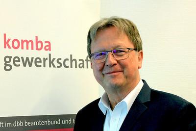 Hubert Meyers, Zweiter Bundesvorsitzender der komba gewerkschaft (Foto: © komba gewerkschaft)